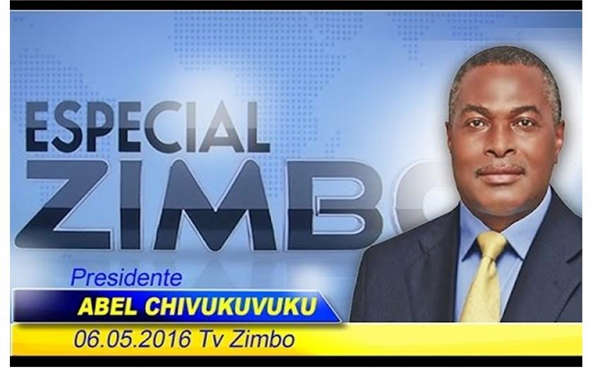Especial TV ZIMBO com o Presidente da CASA-CE Abel Chivukuvuku Angola 2017