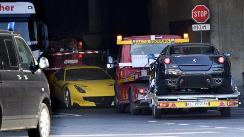 Suíça confisca automóveis a filho de Presidente da Guiné Equatorial