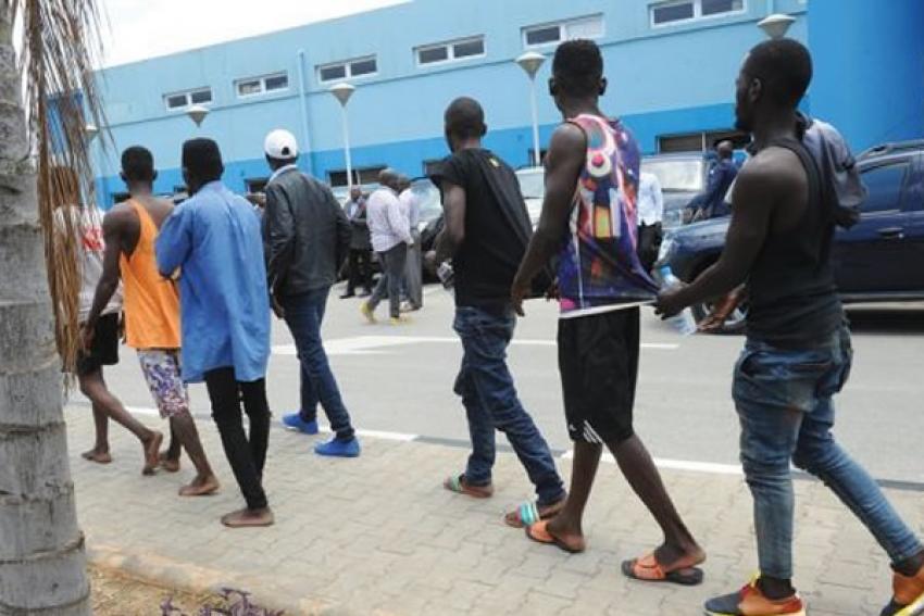 PGR instaura processo-crime contra comandante de esquadra da polícia em Luanda