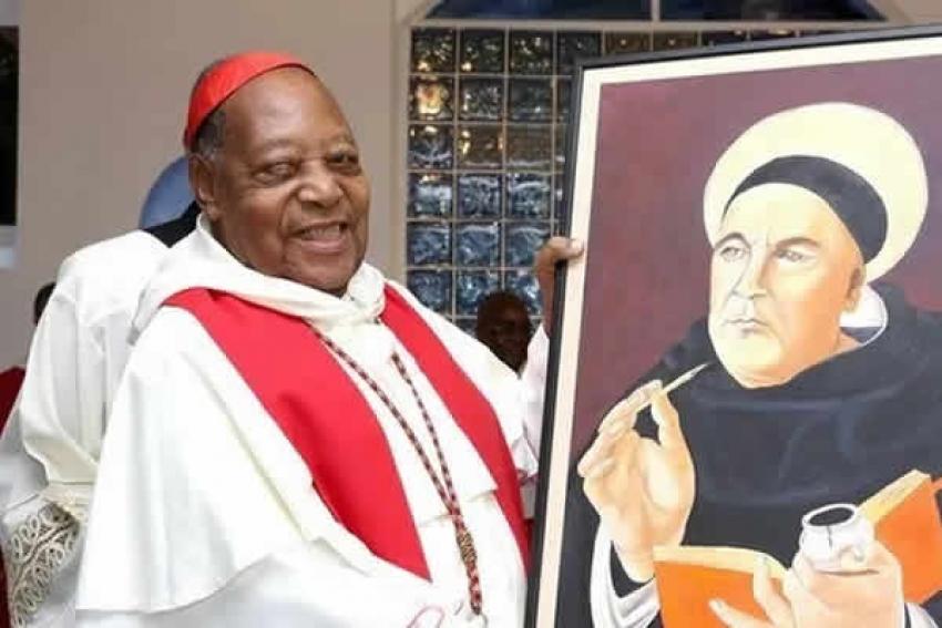 Único cardeal angolano recebe título 'honoris causa' em Direito