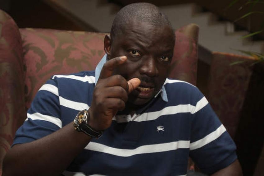 Não estou na lista dos marimbondos - Bento Kangamba