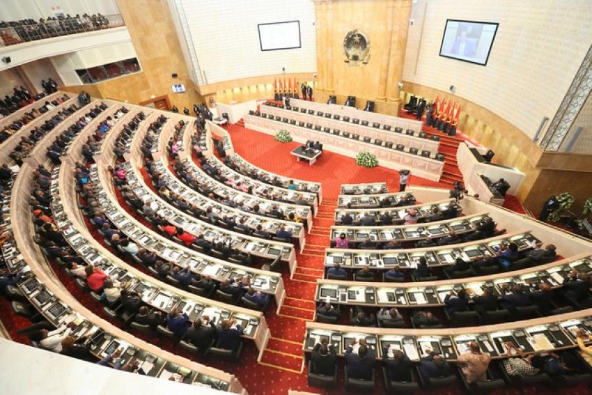 Parlamento angolano inicia hoje discussão do pacote legislativo autárquico