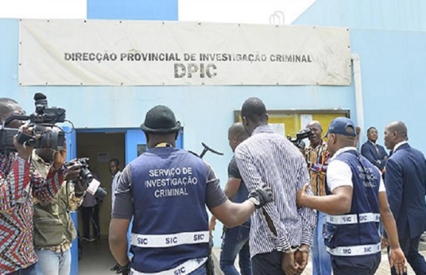 Detido em Angola grupo que fazia chantagem através das redes sociais