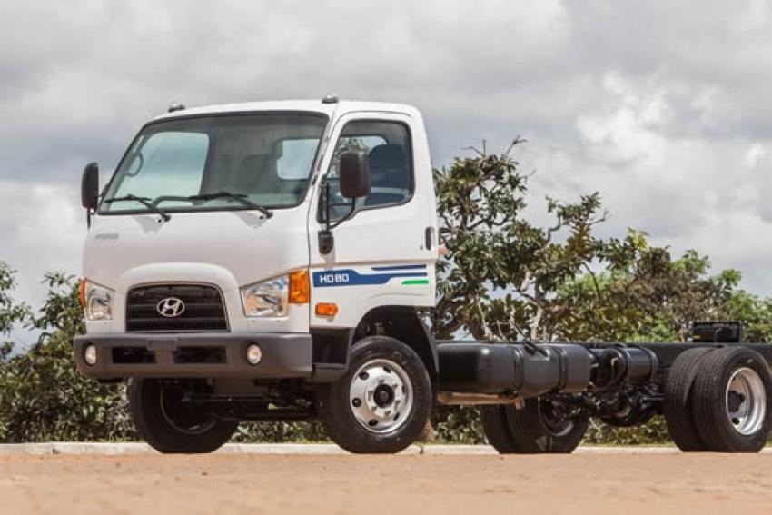 Sul-coreana Hyundai quer montar veículos pesados em Angola