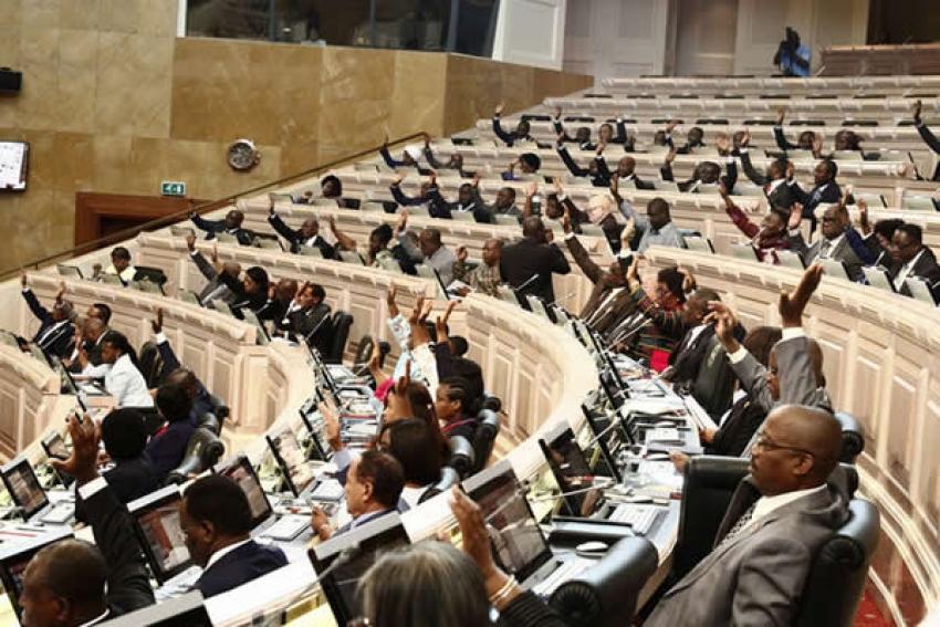 Parlamento aprova Conta Geral do Estado de 2016