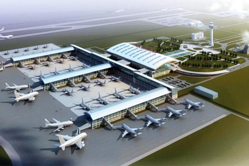 Novo aeroporto internacional de Luanda estará concluído entre 2022 e 2023