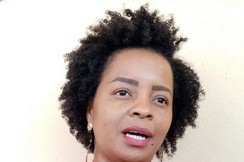 Técnica de finanças de 34 anos eleita secretária provincial da JMPLA