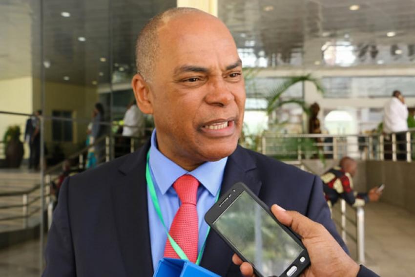 Adalberto da Costa Júnior é o primeiro candidato à liderança da UNITA a entregar assinaturas