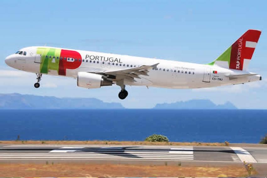 Avião da TAP vindo de Luanda aterra de emergência no Aeroporto de Lisboa