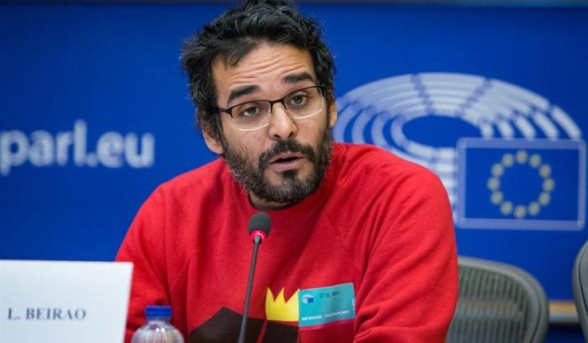 """Angola """"tem muito caminho a palmilhar"""", mas pessoas já são ouvidas, diz Luaty Beirão"""
