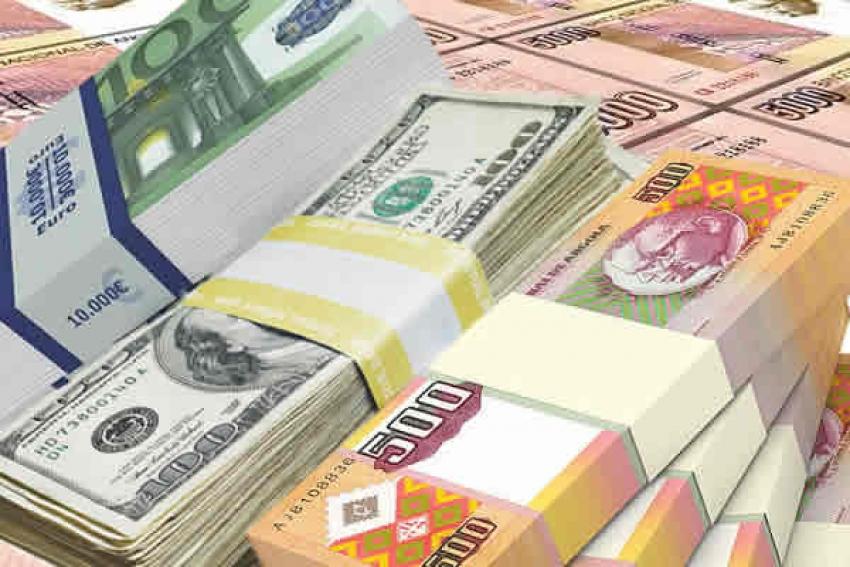Kwanza já depreciou 47,3% face ao euro desde Janeiro
