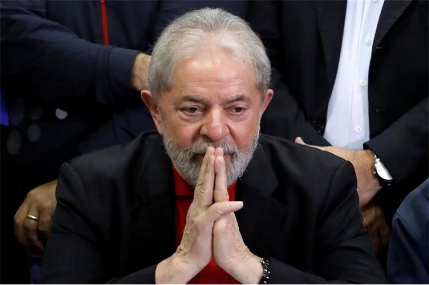 """Lula da Silva: """"O Brasil é governado por um bando de malucos"""""""