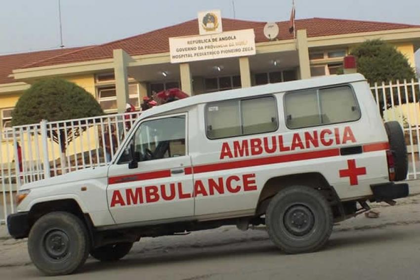 Governo admite que Angola necessita de mais 2.225 unidades de saúde