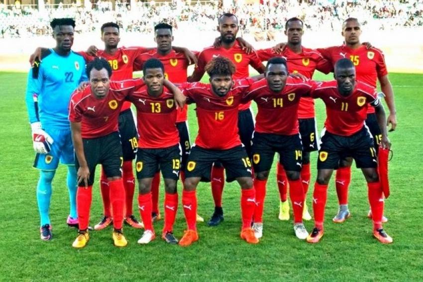 Selecionador de Angola sem grandes expetativas para a CAN2019