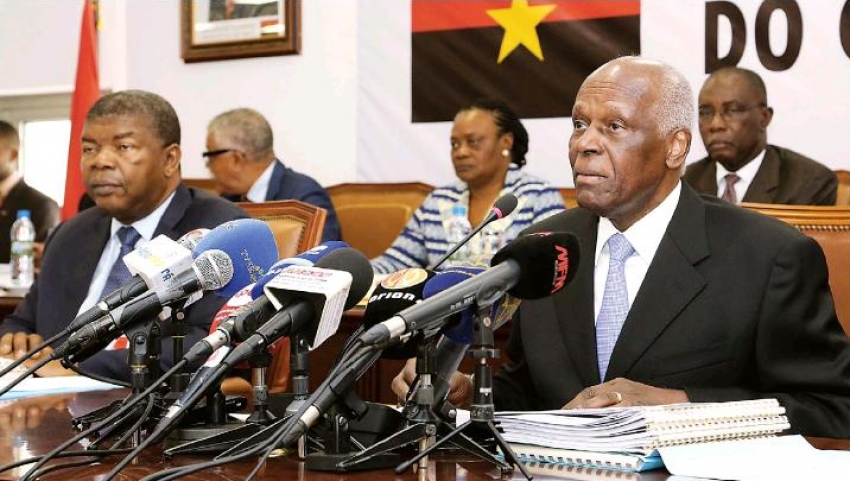 Cisão entre dos Santos e Lourenço vem a público, pode afectar o MPLA