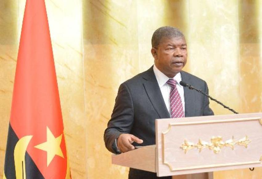 """João Lourenço pede apoio internacional para divulgação da imagem da """"nova Angola"""""""