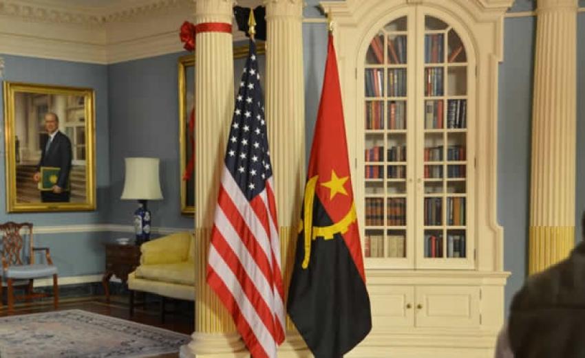 Angola e Estados Unidos assinam hoje acordo no domínio da segurança e ordem pública