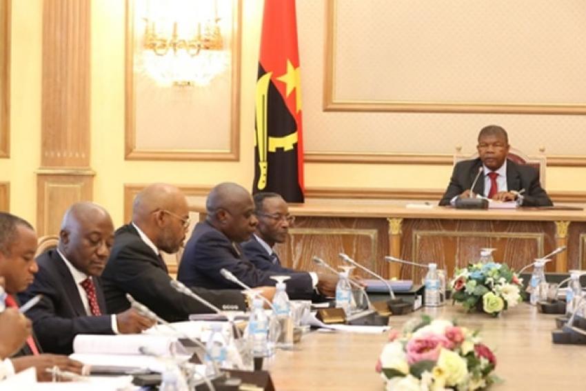 Presidente angolano vai reunir com equipa económica quinta-feira na Lunda Norte