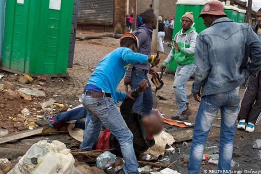 Desconfiança na justiça e na polícia em Angola gera justiça pelas próprias mãos - associação