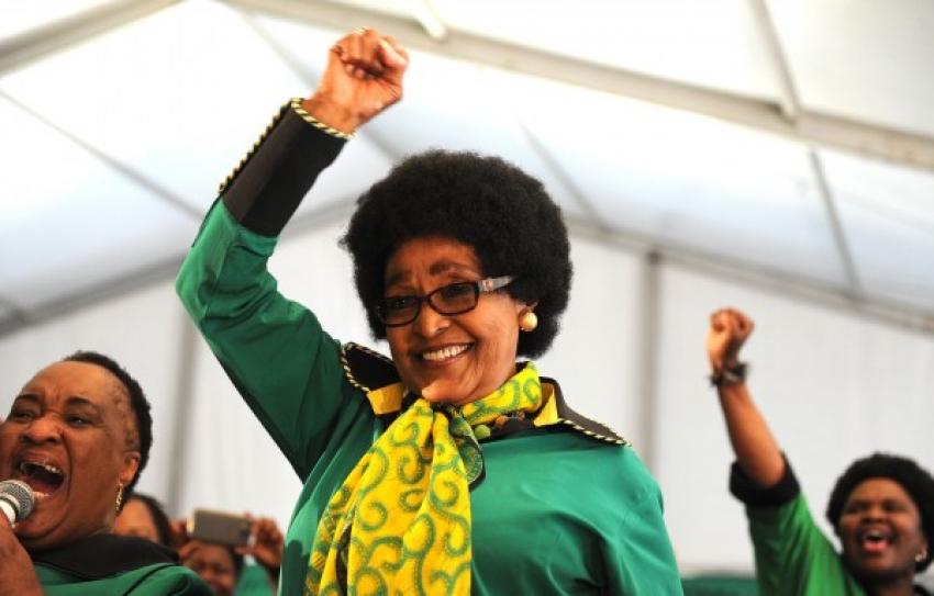 Ativista anti-apartheid Winnie Mandela morreu aos 81 anos