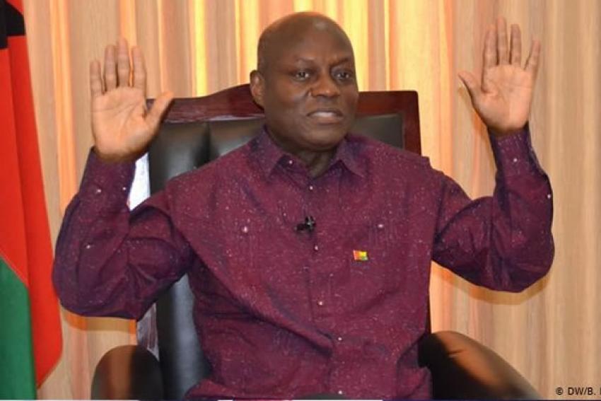 É uma boa altura para MP esclarecer desaparecimento dos 12 milhões de Angola considera PR da Guiné-Bissau