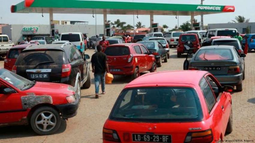 Angola gasta mais de 4.000 milhões de dólares para importar combustíveis num ano