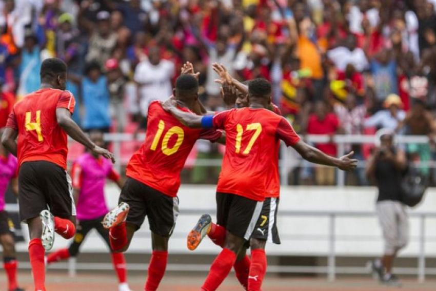 Angola vence Burkina Faso e mantém aspiração na qualificação