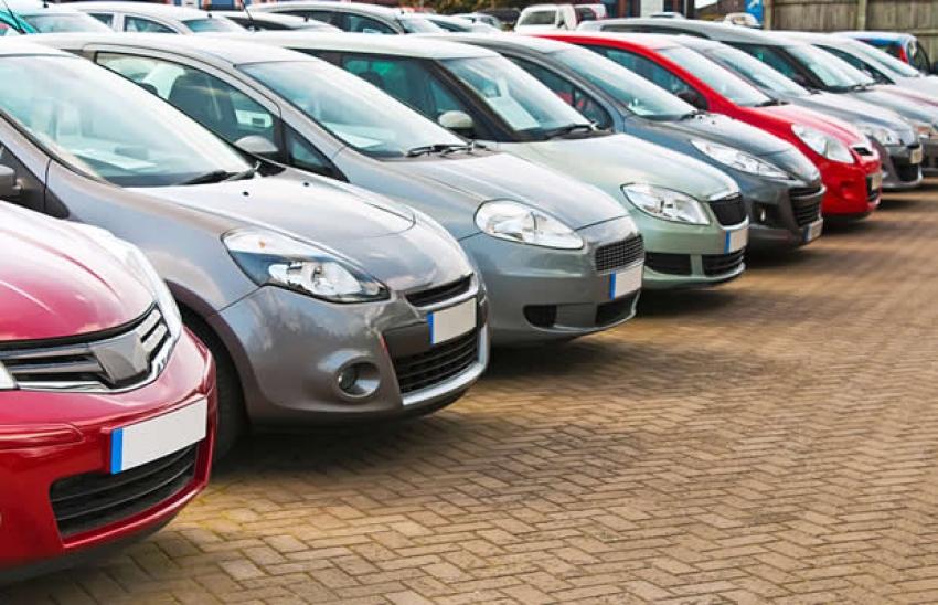 Angolanos voltarão  a importar carros com mais de cinco anos de uso
