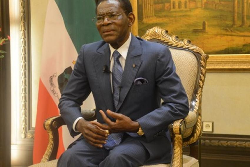 """Teodoro Obiang: """"No dia que vou a Angola, irei pedir ao Presidente João Lourenço para visitar o meu amigo JES"""""""