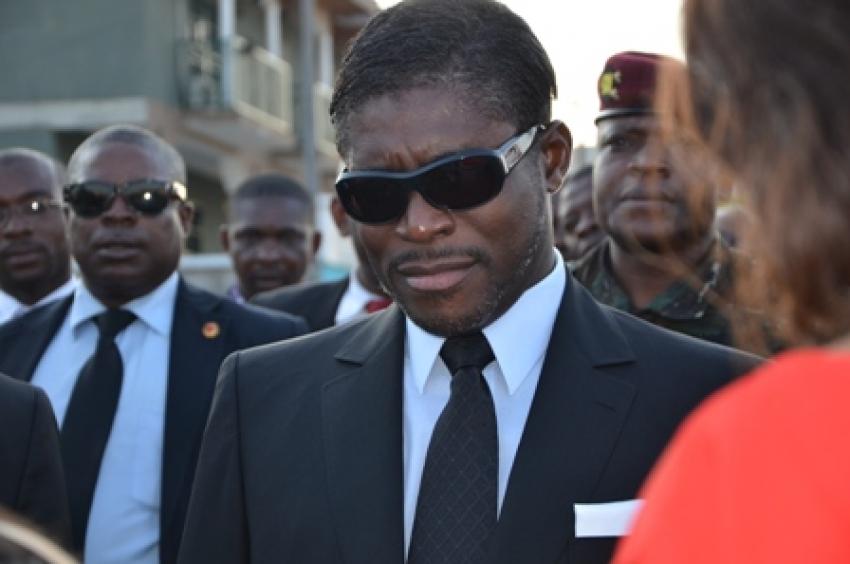 Problemas de saúde do Presidente da Guiné Equatorial são especulações - filho