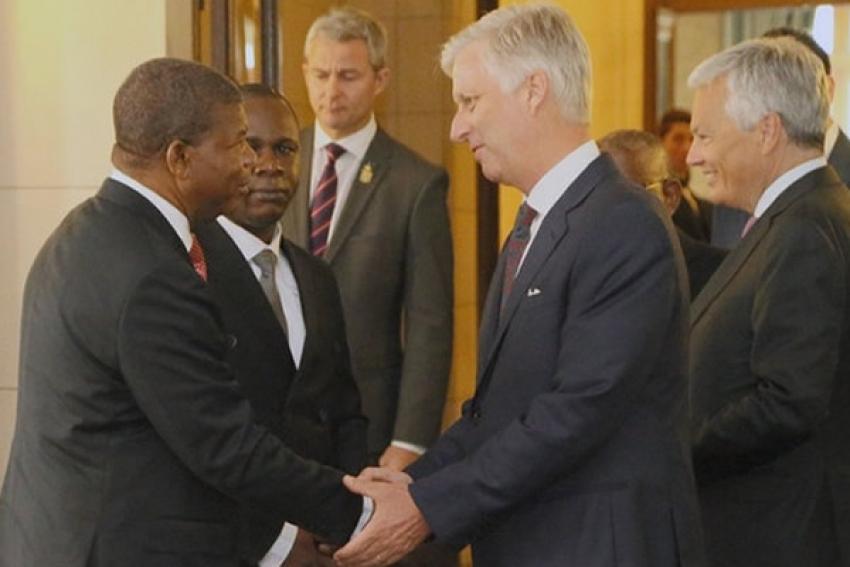 Alemanha quer apostar na diversificação económica com Angola na visita oficial de João Lourenço