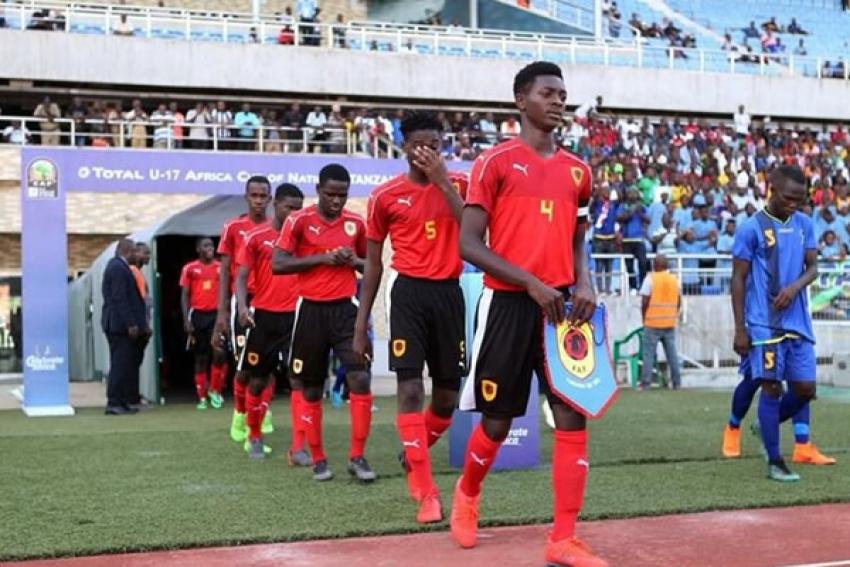Selecção angolana de futebol sem verbas para CAN2019