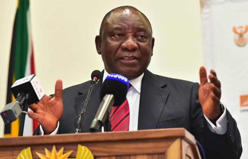 Cyril Ramaphosa sucede a Jacob Zuma na presidência da África do Sul