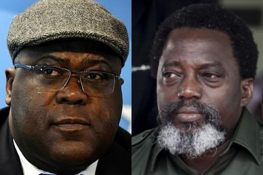 """Eleições/RDCongo: Vitória de Tshisekedi torna-o """"devedor"""" de Kabila - Consultora"""