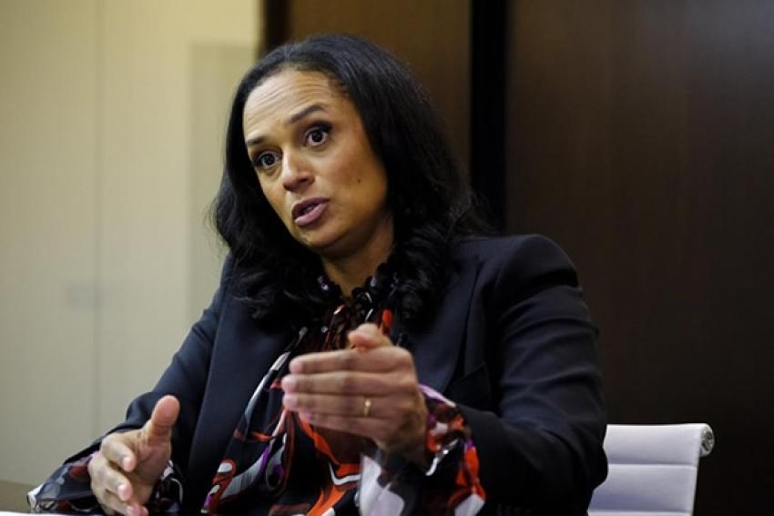 "Isabel dos Santos aponta Luanda ""agitada"" com protesto de 'zungueiras'"
