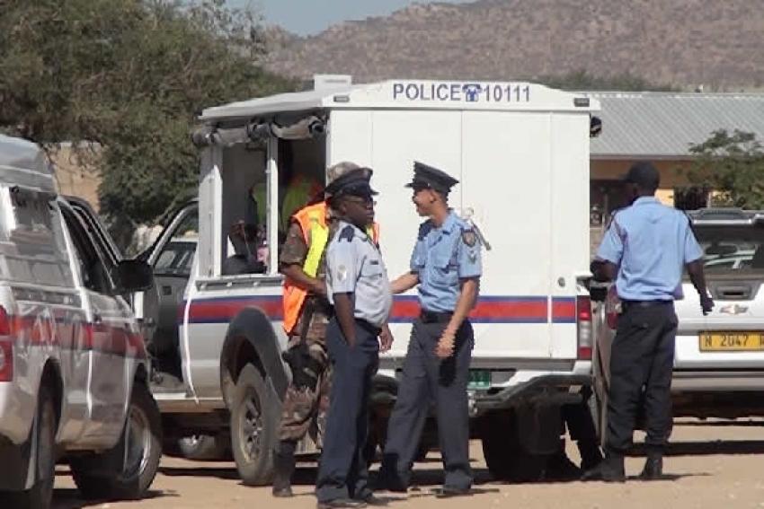 Polícia namibiana acusada de espancar jovem angolano até à morte