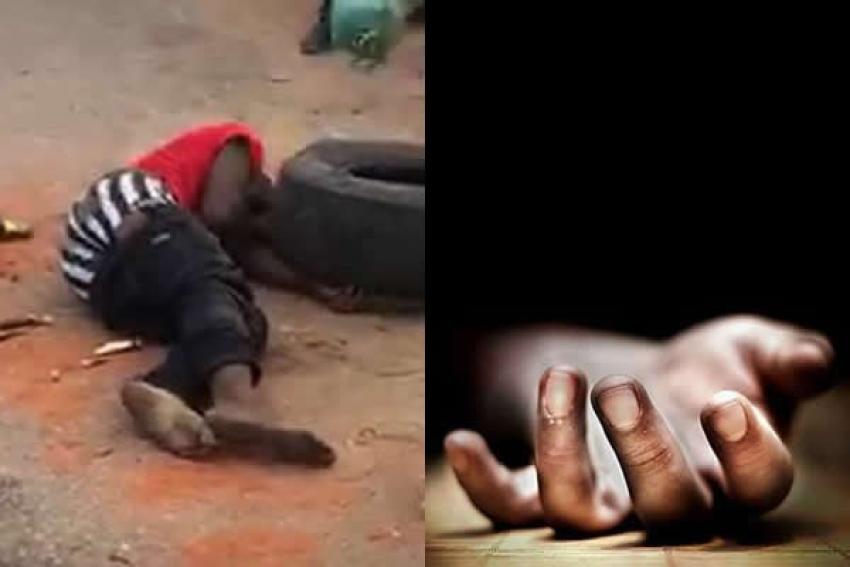Meliante linchado em Luanda depois de assassinar vendedora