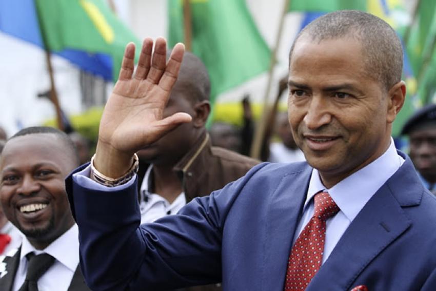 Governo da RDCongo emite mandado internacional para a detenção de Moise Katumbi