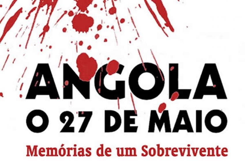 """Investigador angolano insiste em Comissão da Verdade e Reconciliação sobre """"27 de maio"""""""