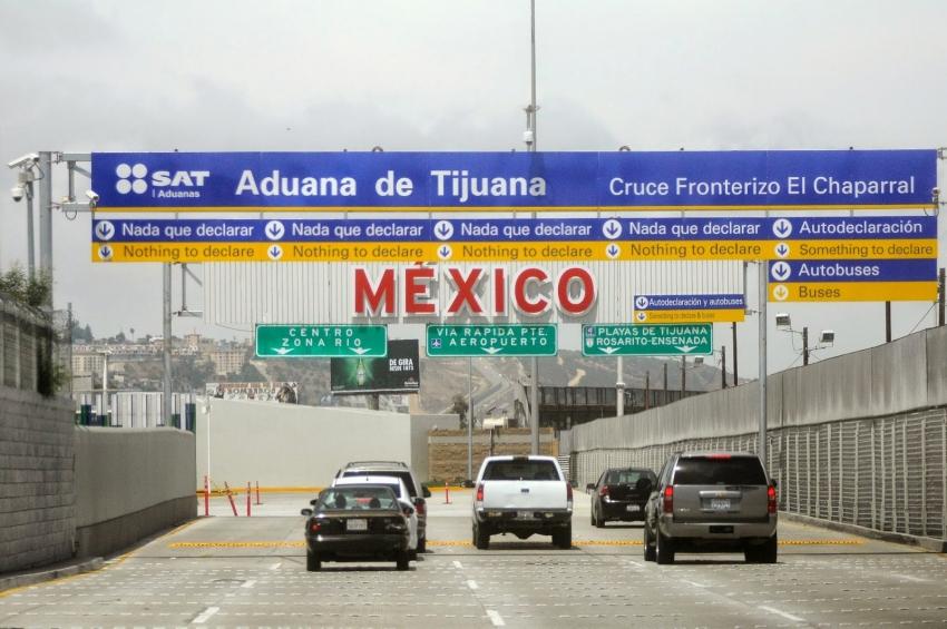 Supostos angolanos usam a rota México para chegarem aos EUA