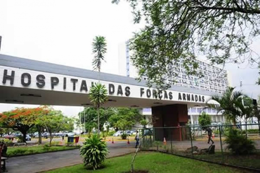 Angola constrói hospital para as Forças Armadas por 111 milhões de euros