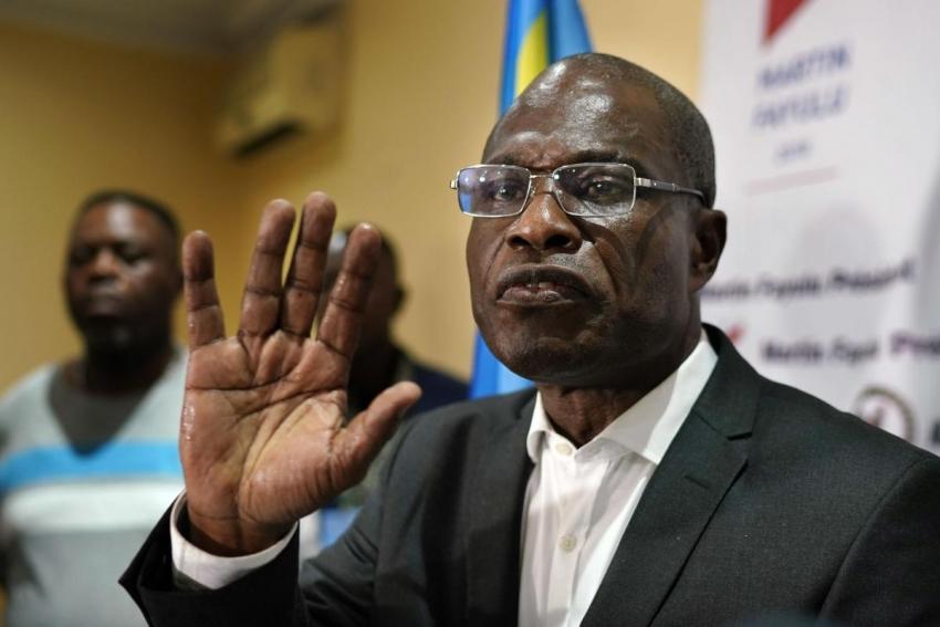 Eleições/RDCongo: Opositor Fayulu afirma-se como Presidente legítimo e pede protestos nacionais