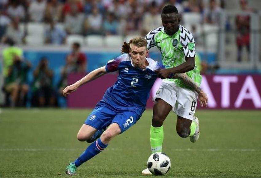 Nigéria bate a Islândia e dá sobrevida à Argentina