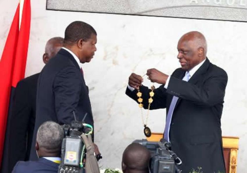 MPLA e a saída de Dos Santos