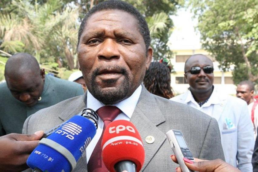 Líder da UNITA diz que adversários do Presidente estão no MPLA