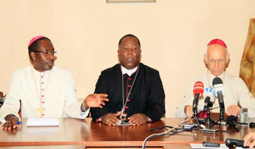 Bispos angolanos confirmam um caso de abuso de menores dentro da Igreja Católica