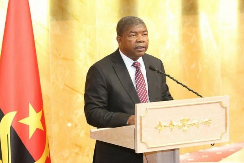 João Lourenço discursa hoje sobre o Estado da Nação angolana