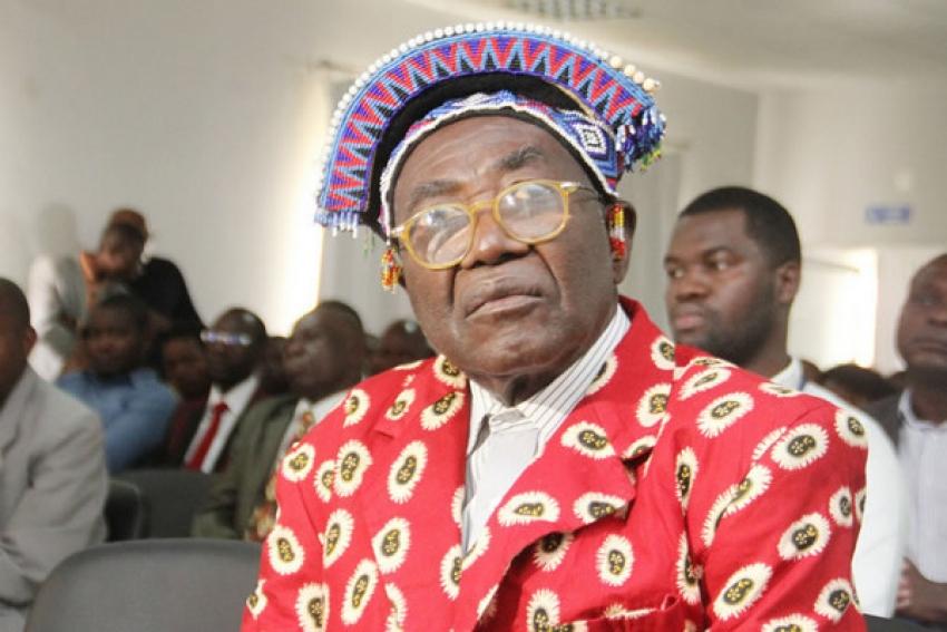 Reis de Angola participam em festival internacional sobre cultura bantu no Brasil