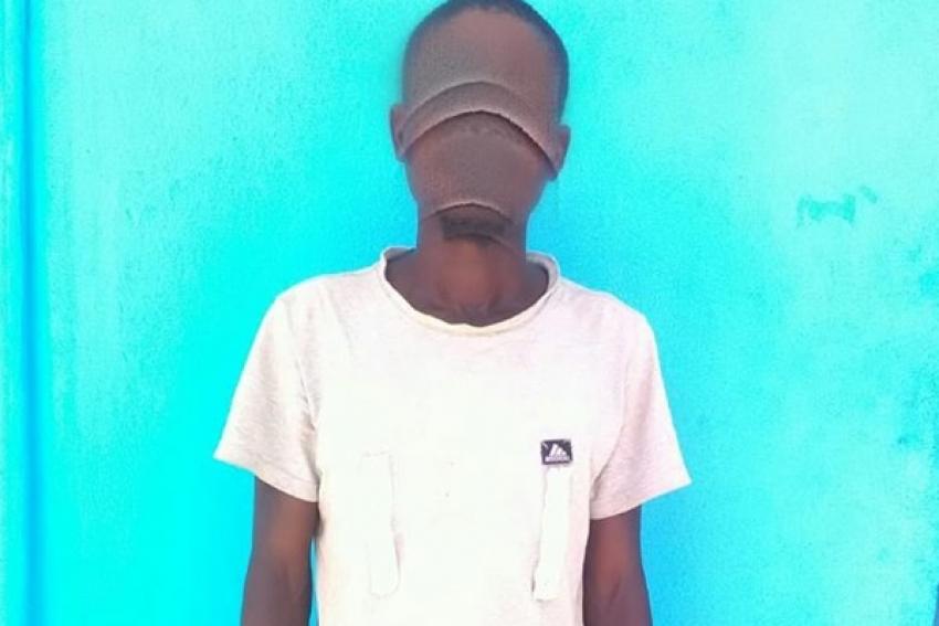 Luanda: SIC detém cidadão acusado de sepultar criança na via pública