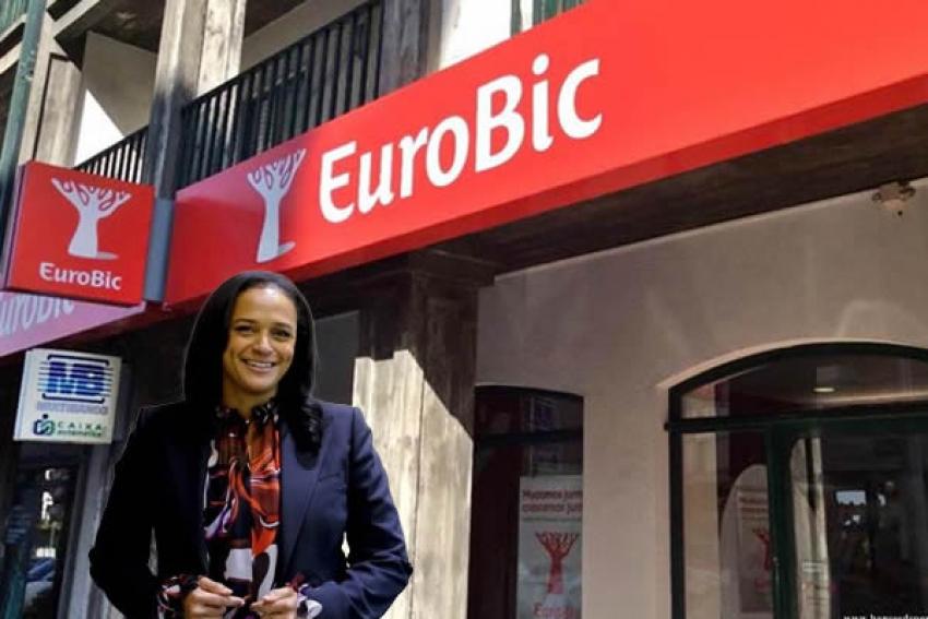 EuroBic põe fim a relações comerciais com Isabel dos Santos